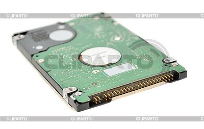 Wewnętrzny dysk twardy komputera | Foto stockowe wysokiej rozdzielczości |ID 3105751