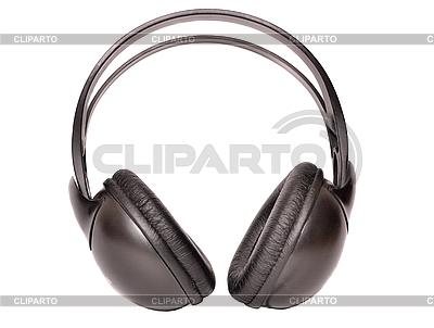 Black headphones  | High resolution stock photo |ID 3105754
