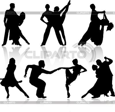 Danza conjunto | Ilustración vectorial de stock |ID 3083389