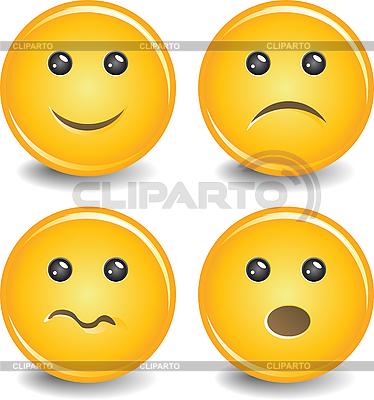 表情 | 向量插图 |ID 3087421
