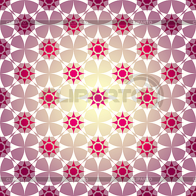Seamless lilas geometric pattern | Stock Vector Graphics |ID 3089995