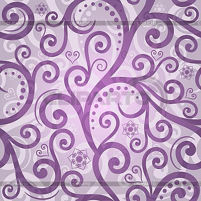 원활한 보라색 발렌타인 패턴   벡터 클립 아트  ID 3115659