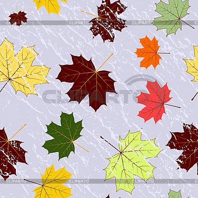 Autumn seamless grunge pattern | Stock Vector Graphics |ID 3179668