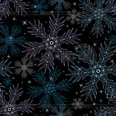 Dark christmas seamless pattern | Stock Vector Graphics |ID 3247485