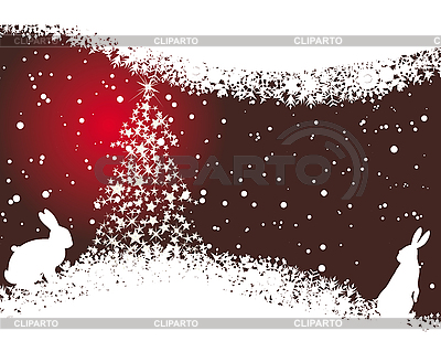 Christmas card | Stock Vector Graphics |ID 3083209