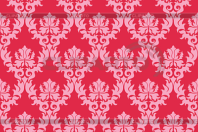 Seamless damask pattern | Stock Vector Graphics |ID 3083236