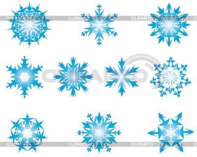 Snowflakes | Stock Vector Graphics |ID 3087988