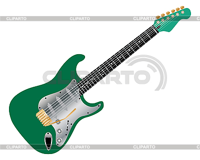 Guitar | Stock Vector Graphics |ID 3088112