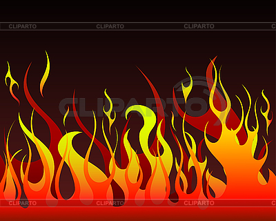 Fire background | Stock Vector Graphics |ID 3157213