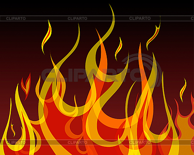 Fire background | Stock Vector Graphics |ID 3157225