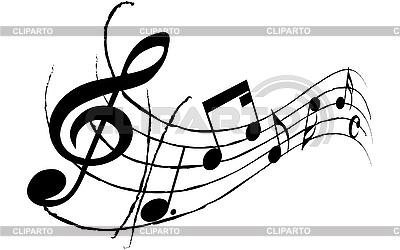 음악 노트 | 벡터 클립 아트 |ID 3157429
