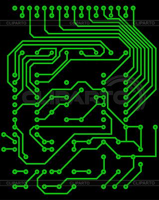 电气计划 | 向量插图 |ID 3158365