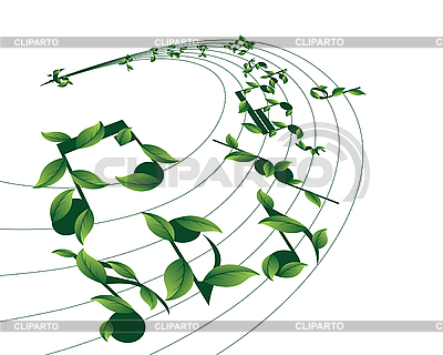 Musical notes | Stock Vector Graphics |ID 3177494