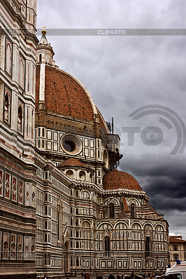 Main cathedral of Florence    High resolution stock photo  ID 3233039