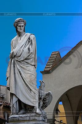 Statue of Dante | 高分辨率照片 |ID 3233813