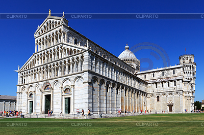 Duomo Cathedral in Pisa | High resolution stock photo |ID 3342088