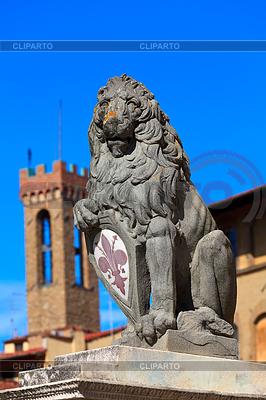 Heraldischen Löwen   Foto mit hoher Auflösung  ID 3344217