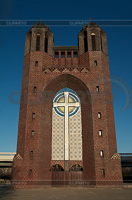 Krestovozdvijensky prawosławna katedra, Kaliningrad   Foto stockowe wysokiej rozdzielczości  ID 3205636