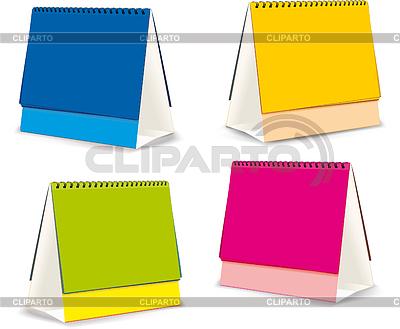 Blanks for Desktop calendars | Stock Vector Graphics |ID 3305088