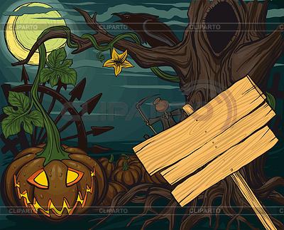 Halloween-Kürbis Jack-O-Laternen | Illustration mit hoher Auflösung |ID 3305189