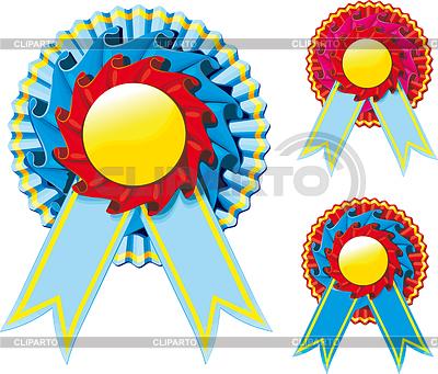 Award ribbon | Stock Vector Graphics |ID 3305279