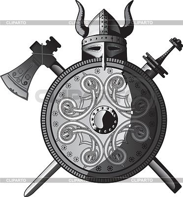 Viking zestaw | Klipart wektorowy |ID 3305374