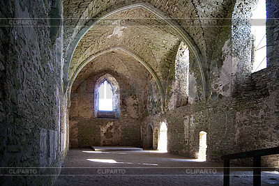 Ruins of castle in Padise | High resolution stock photo |ID 3083455