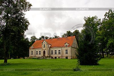 Manor | High resolution stock photo |ID 3083883