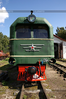 Locomotive | High resolution stock photo |ID 3083936