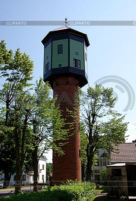 水塔 | 高分辨率照片 |ID 3087616