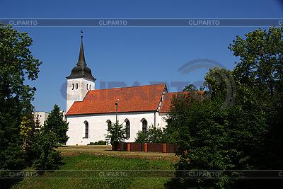 Church Viljandi | High resolution stock photo |ID 3087618