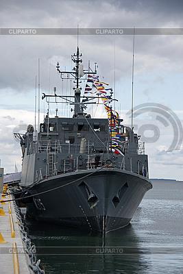 Warship | High resolution stock photo |ID 3087626