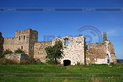 Ruiny Toolse zamku | Foto stockowe wysokiej rozdzielczości |ID 3087689