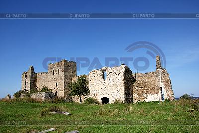 Ruiny Toolse zamku | Foto stockowe wysokiej rozdzielczości |ID 3087690