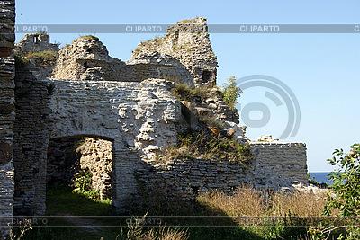 Ruiny Toolse zamku | Foto stockowe wysokiej rozdzielczości |ID 3087693