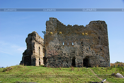 Ruins of Toolse castle | High resolution stock photo |ID 3087708