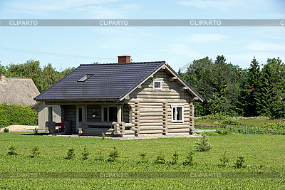 Rural wooden house | High resolution stock photo |ID 3088789