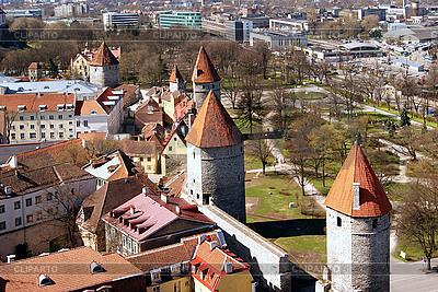 Old Tallinn  | High resolution stock photo |ID 3110163