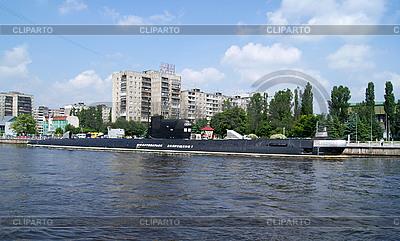 Submarine in Kaliningrad | High resolution stock photo |ID 3110195