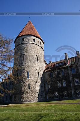 Old Tallinn | High resolution stock photo |ID 3134061