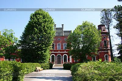 Porkuni manor | High resolution stock photo |ID 3135461