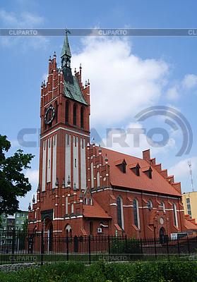 Kościół   Foto stockowe wysokiej rozdzielczości  ID 3176489