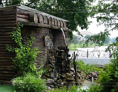 Watermill | Foto mit hoher Auflösung |ID 3176627