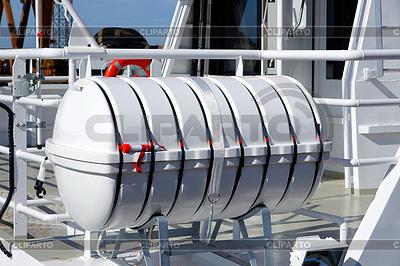 Life raft | High resolution stock photo |ID 3321818