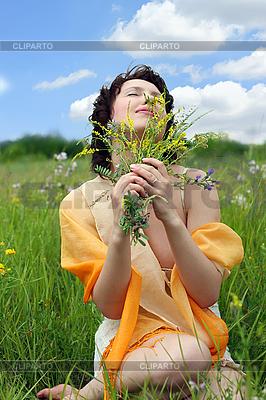 Beautiful woman | High resolution stock photo |ID 3088494