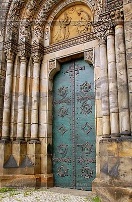 Catholic Church Door | High resolution stock photo |ID 3106316