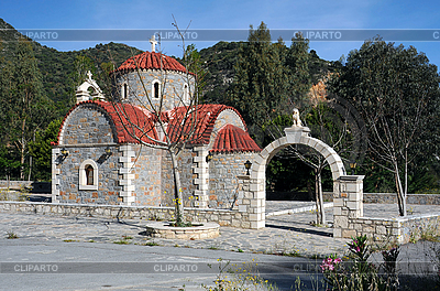 Greek Orthodox Church   High resolution stock photo  ID 3118388