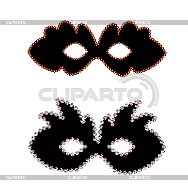 Carnival masks | Stock Vector Graphics |ID 3084001