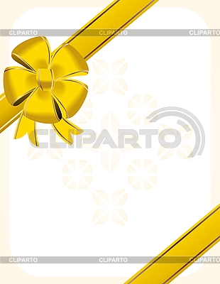 圣诞蝴蝶结 | 向量插图 |ID 3084077