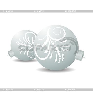 Christmas balls | Stock Vector Graphics |ID 3085083